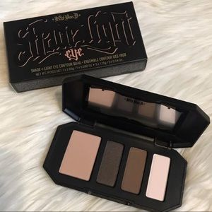 Kat Von D Shade & Light Quad Eye-Like New!